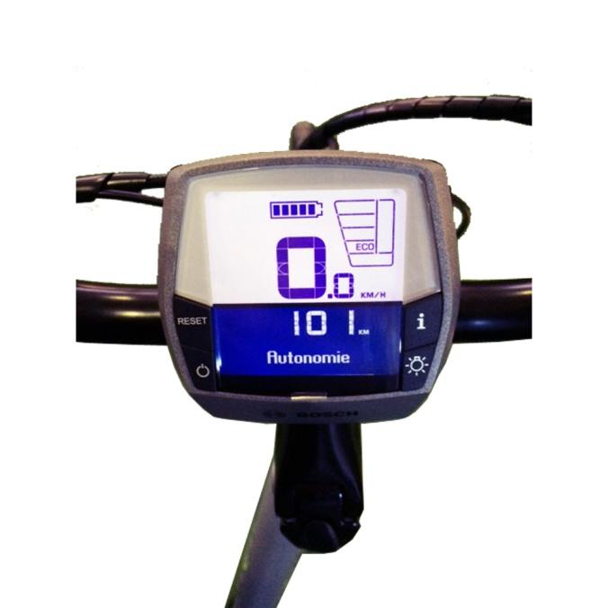 Ordinateur de bord pour vélo électrique